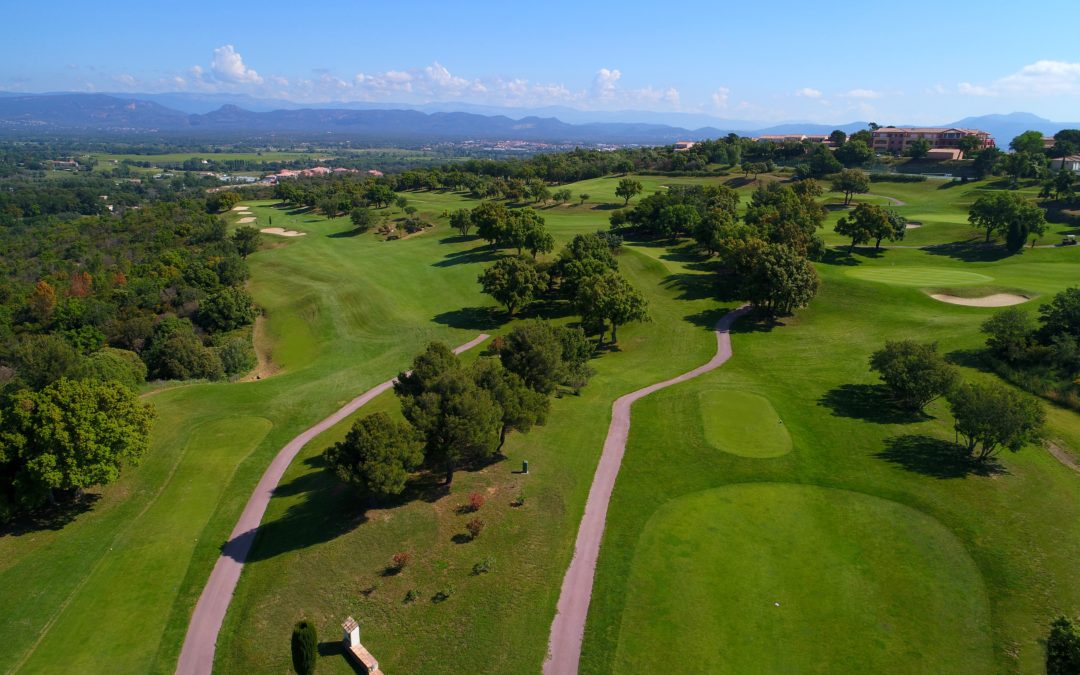 Trou 5 - Golf de Roquebrune Resort